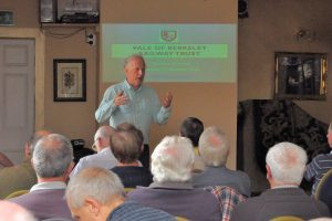 Exciting new shed talks planned into next year