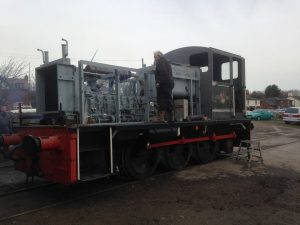 03 Shunter on the Move
