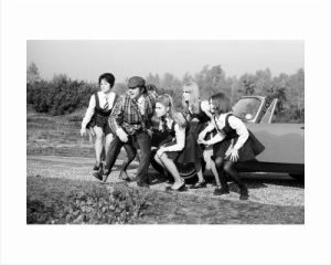 Film Night: The Great St Trinian's Train Robbery @ Vale of Berkeley Railway | Sharpness | United Kingdom