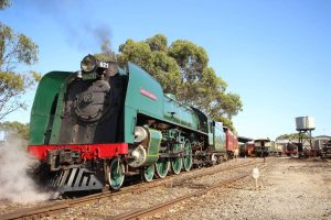 Heritage Railways in Australia - David Stevenson @ Berkeley Arms Hotel | England | United Kingdom