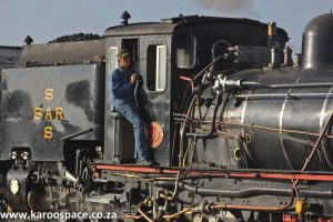 Steam in Southern Africa, by Mike Smith @ The Berkeley Arms   England   United Kingdom
